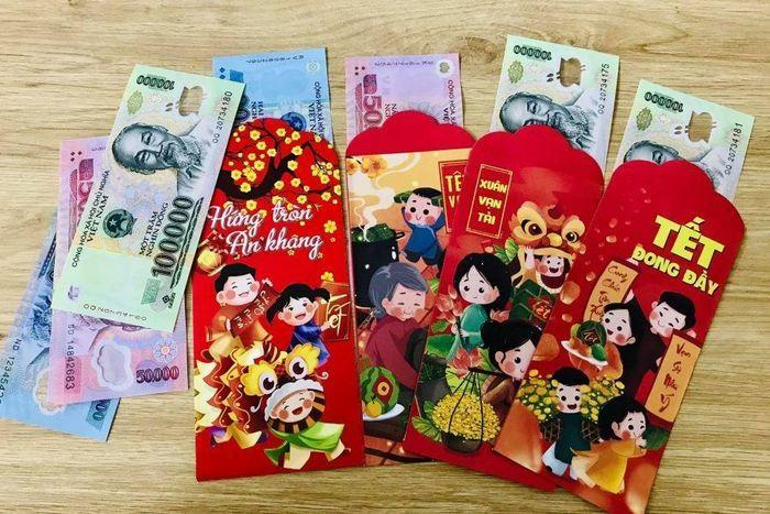 6 việc trẻ có thể dùng tiền lì xì sau Tết