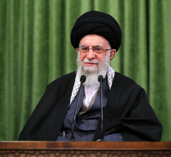 Đại giáo chủ Iran đòi Mỹ dỡ bỏ tất cả lệnh trừng phạt