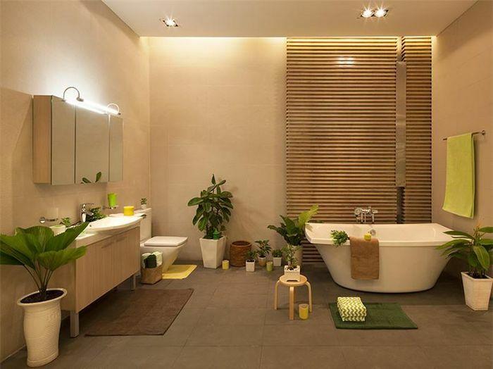 Phong thủy phòng tắm phải kiêng kị nếu không muốn bệnh tật triền miên