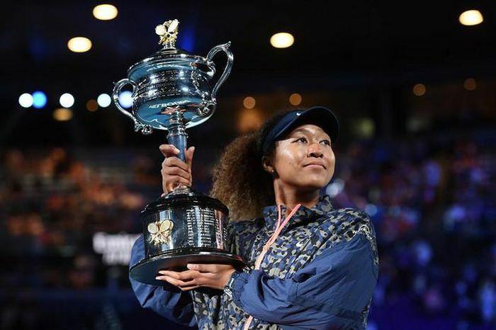 Naomi Osaka: Cô gái nhút nhát 4 lần vô địch Grand Slam