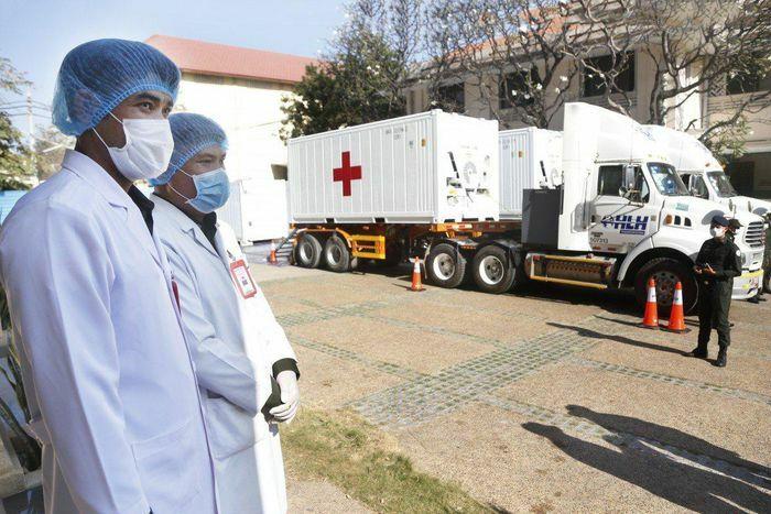 Thủ tướng Hun Sen sẽ nhận liều vaccine Covid-19 đầu tiên từ Trung Quốc