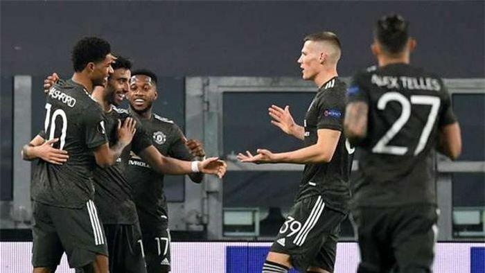 """Man United: """"Tìm thấy ánh sáng ở đường mòn"""""""