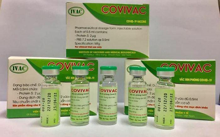 Vaccine phòng Covid-19 thứ 2 của Việt Nam tiêm thử nghiệm đầu tháng 3