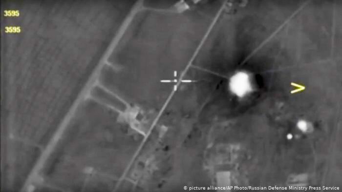 Mỹ không kích Syria là vi phạm hiến chương Liên Hợp Quốc?