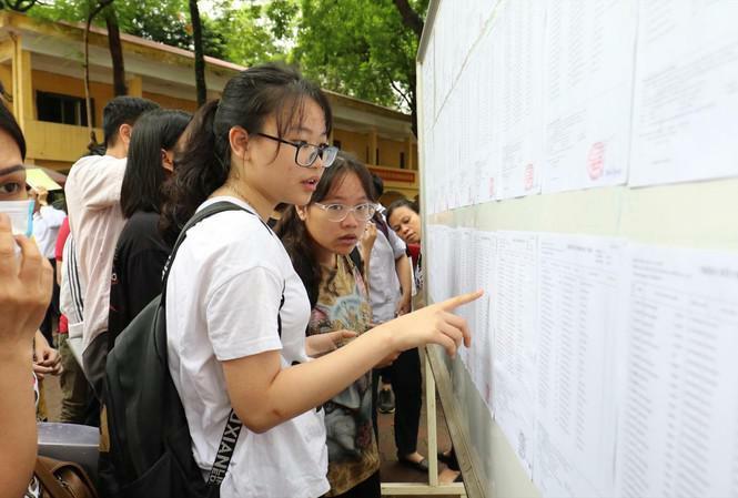 Tuyển sinh lớp 10 tại Hà Nội: Học sinh có mất cơ hội trường top đầu?