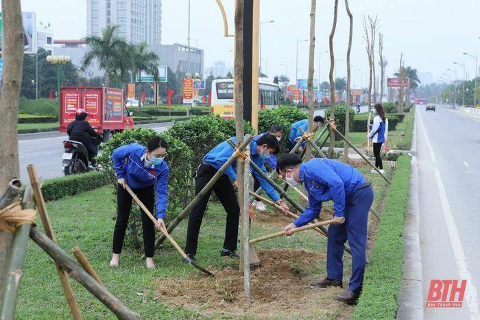 Trách nhiệm trồng cây và nghĩa vụ giữ rừng