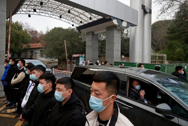 Mỹ hối thúc Trung Quốc cung cấp dữ liệu Covid-19