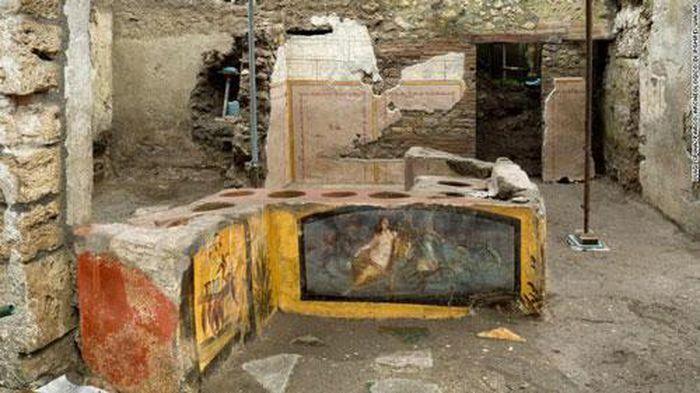 Có gì đặc biệt trong quán ăn đường phố 2.000 năm tuổi