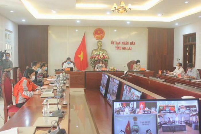 Gia Lai: Thành lập các tổ phòng chống dịch tại khu dân cư