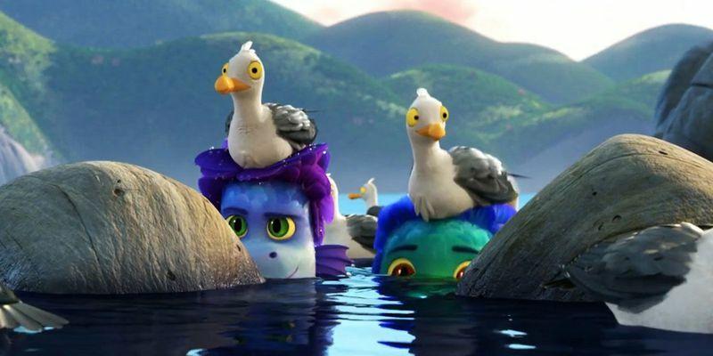 """""""Luca"""", phim hoạt hình người cá mới nhất của Pixar, tung trailer"""
