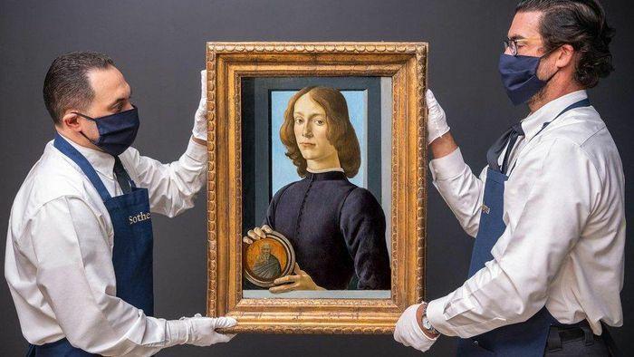 """Gia đình quý tộc """"nhầm nhọt"""" bán tranh 2.116 tỷ với giá chỉ vài xu"""