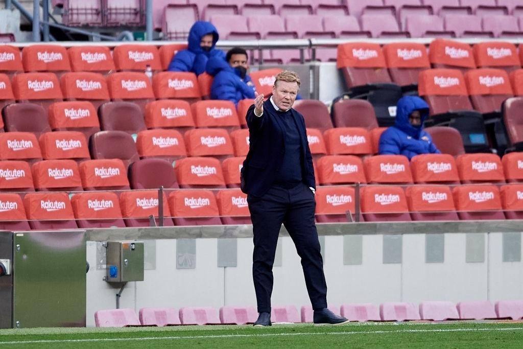 Ronald Koeman tự tin Barca có thể vô địch La Liga