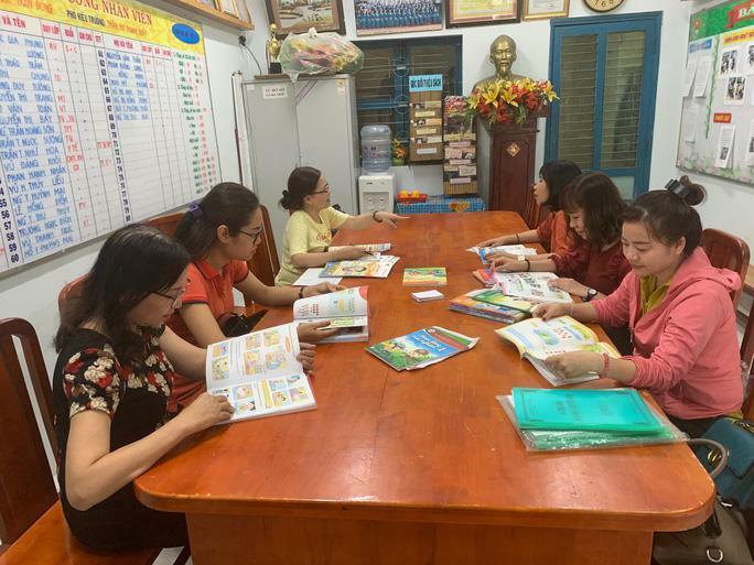 TP HCM: Cuối tháng 3, công bố kết quả lựa chọn sách giáo khoa lớp 2 và 6