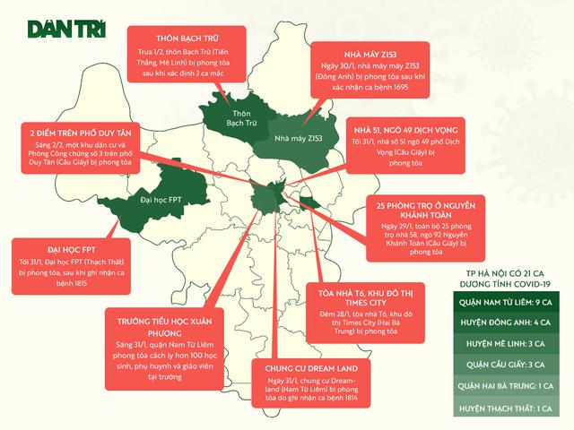 Người từ Hà Nội về các tỉnh có bị cách ly 21 ngày?