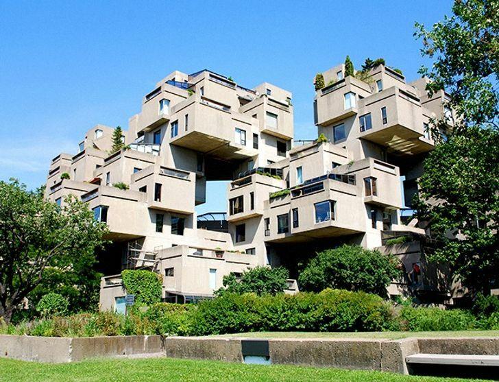 14 ngôi nhà độc đáo nhất trên thế giới
