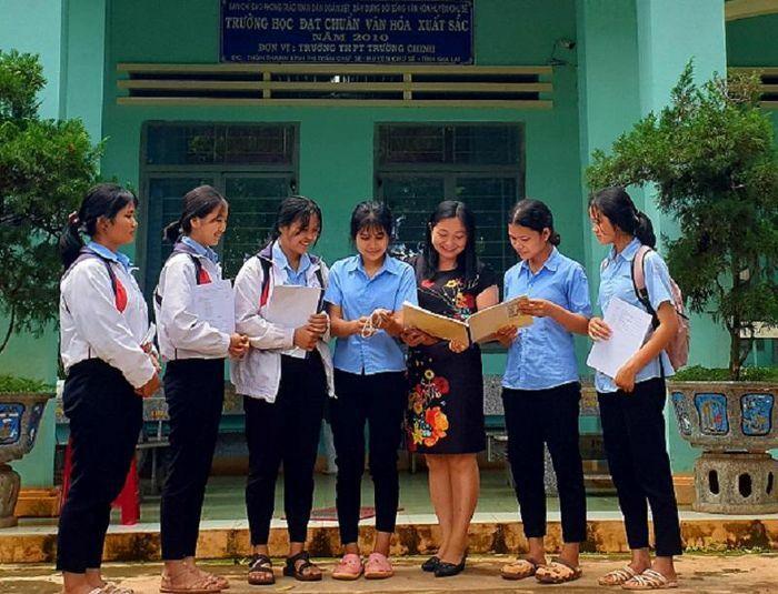 Tăng cường tiếng Việt cho trẻ mẫu giáo người dân tộc thiểu số