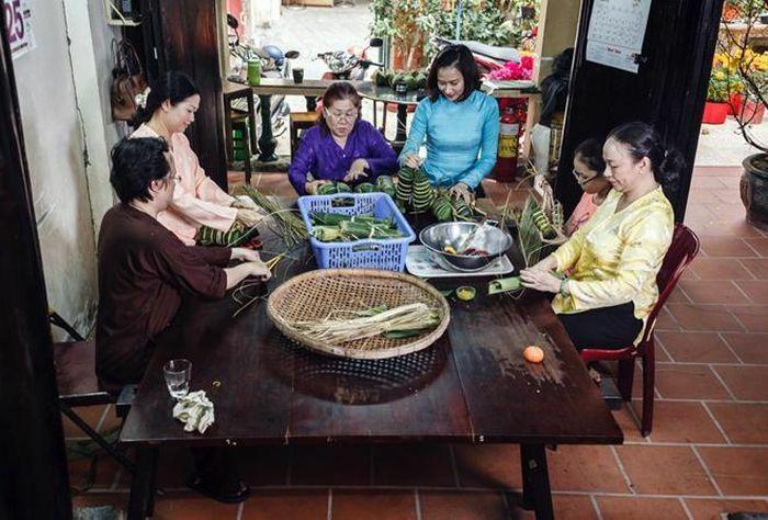 Những góc Tết quê giữa lòng Sài Gòn