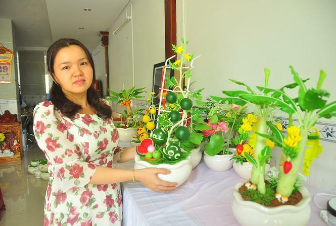 Tình yêu hoa từ…. đất của nữ thạc sỹ 9X ở Cần Thơ