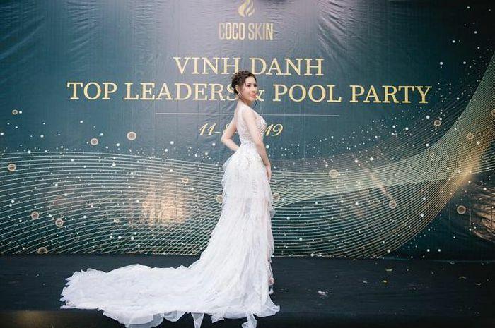 Người đẹp Mai Thanh Loan đăng quang cuộc thi Miss Coco Skin 2019