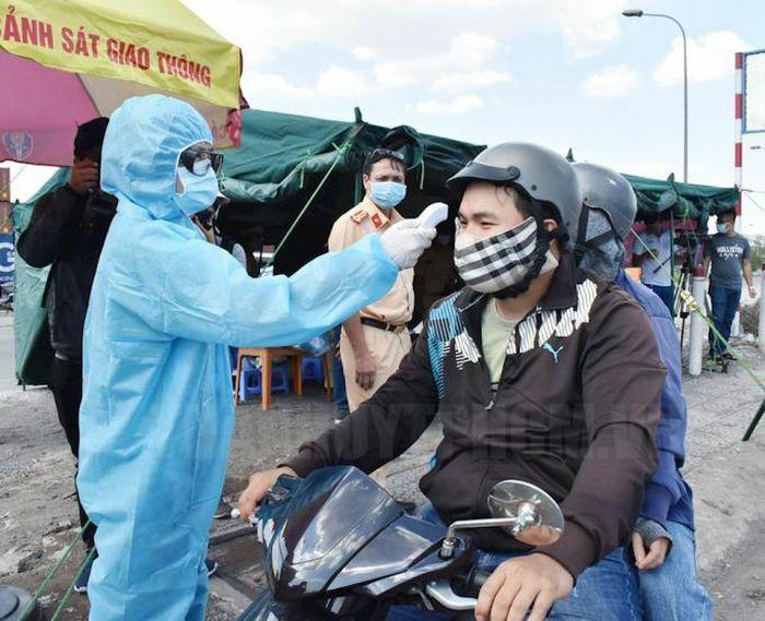 Bắc Ninh: Một nam thanh niên bị xử phạt vì vi phạm quy định phòng, chống dịch