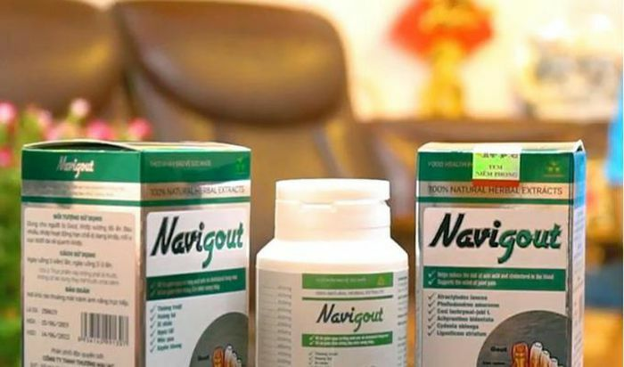 Thực phẩm bảo vệ sức khỏe Navigout quảng cáo lừa dối người tiêu dùng
