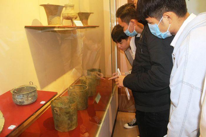 Vĩnh Phúc: Giáo dục học sinh về giá trị lịch sử, văn hóa truyền thống