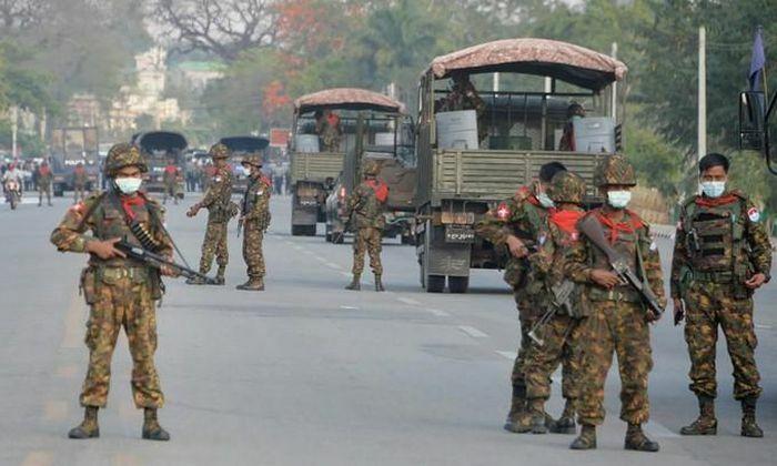NÓNG! Thêm loạt nước phong tỏa viện trợ, trừng phạt các quan chức quân đội Myanmar, Bộ tứ lên tiếng