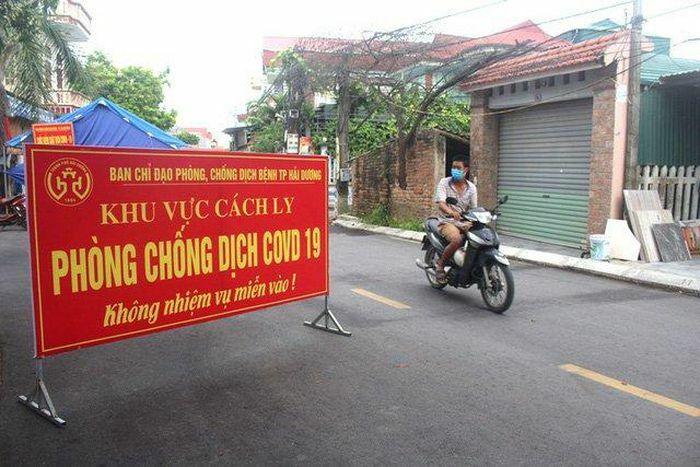 Thêm 12 điểm tại Hà Nội, Hải Dương nơi bệnh nhân COVID-19 từng đến