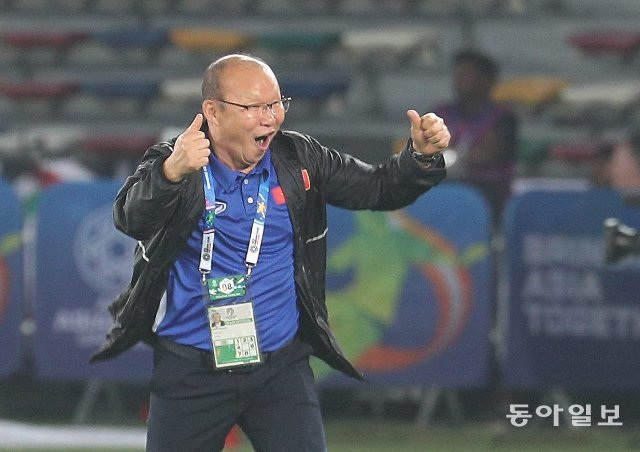 """""""HLV Park Hang Seo sẽ quyết định dẫn dắt tuyển Hàn Quốc trong tương lai"""""""