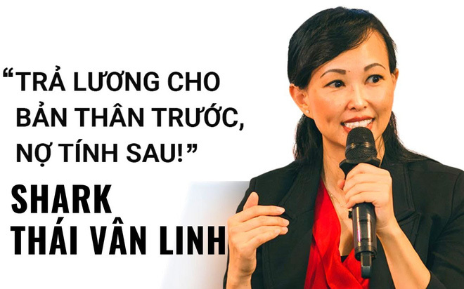 Từng nợ tới 125.000 USD thời sinh viên, Shark Linh chia sẻ 1 trong 5 nguyên tắc tự chủ tài chính: Hãy trả lương cho mình trước khi trả nợ!