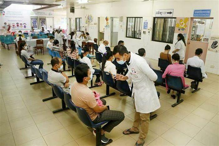 Campuchia ghi nhận 40 ca mắc mới COVID-19