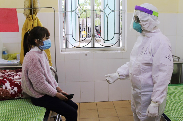 Hơn 30 bệnh nhân Covid-19 tại Hải Dương có dấu hiệu tổn thương phổi