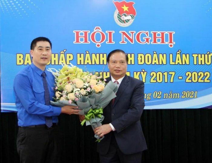 Tỉnh đoàn Ninh Bình kiện toàn chức danh Bí thư nhiệm kỳ 2017 – 2022