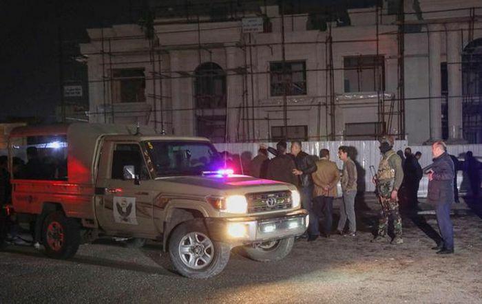 Căn cứ có lính Mỹ ở Iraq bị tấn công, nhà thầu nước ngoài thiệt mạng