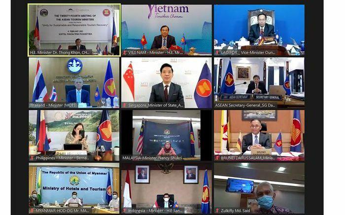 Du lịch ASEAN cần đẩy mạnh ứng dụng công nghệ số và sáng tạo