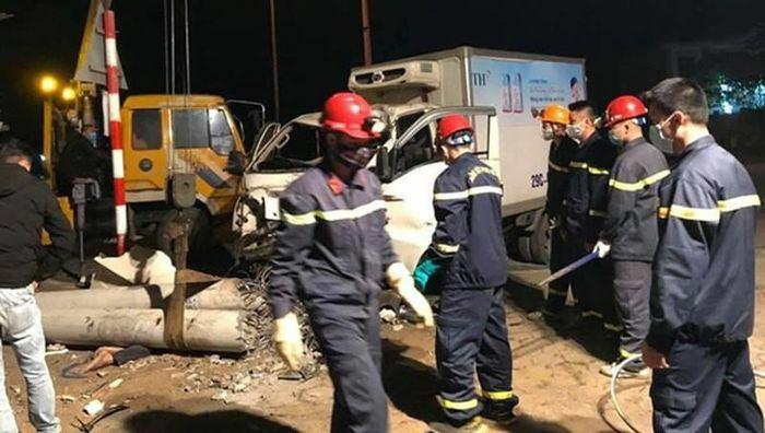 Tai nạn giao thông khiến 3 người tử vong trong đêm