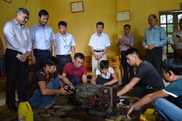 Yên Bái: Đào tạo nghề cho lao động nông thôn góp phần nâng cao năng suất lao động, giảm nghèo