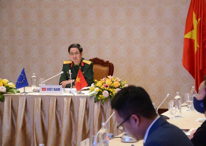 Việt Nam, EU tìm hiểu cơ hội hợp tác quốc phòng trong tương lai