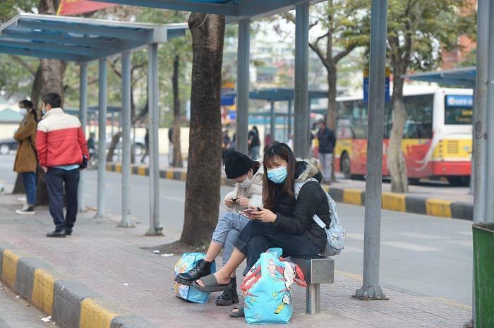 Hà Nội: Thêm ca mắc mới trong cộng đồng, người dân cân nhắc việc về quê ăn Tết