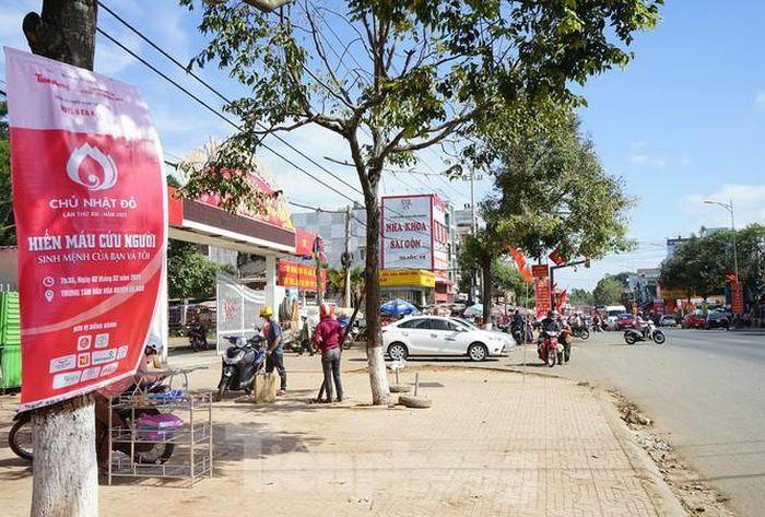 Chủ nhật Đỏ ở Tây Nguyên ngày 2/2: Hơn 2.200 người dân huyện Ea Kar muốn hiến máu