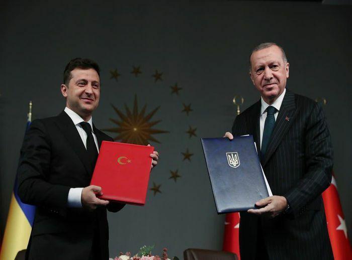 """Sự bành trướng của Thổ Nhĩ Kỳ bị mắc kẹt trong """"đầm lầy Ukraine"""""""