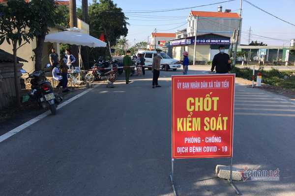 Hưng Yên bác thông tin xuất hiện ca nhiễm mới tại KCN Thăng Long II