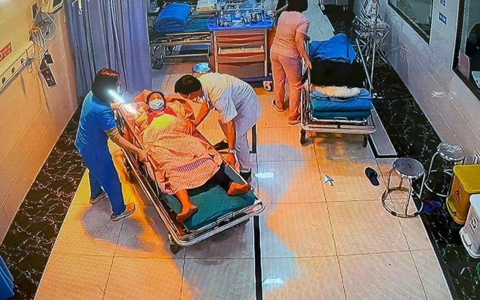 Cấp cứu sản phụ chuyển dạ khi thai 28 tuần, ngôi ngược