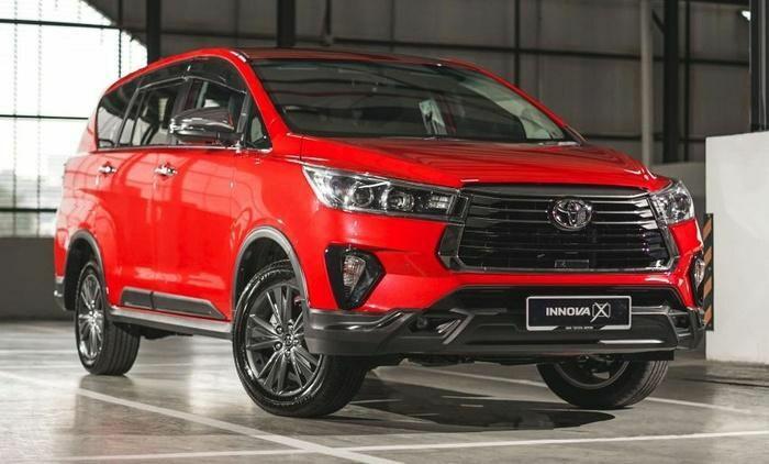 Toyota Innova 2021 giá từ 640 triệu đồng ở Malaysia, trang bị có gì khác Việt Nam?