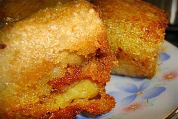 Cách rán bánh chưng ngon giòn, không ngấy mỡ ai ăn cũng mê tít