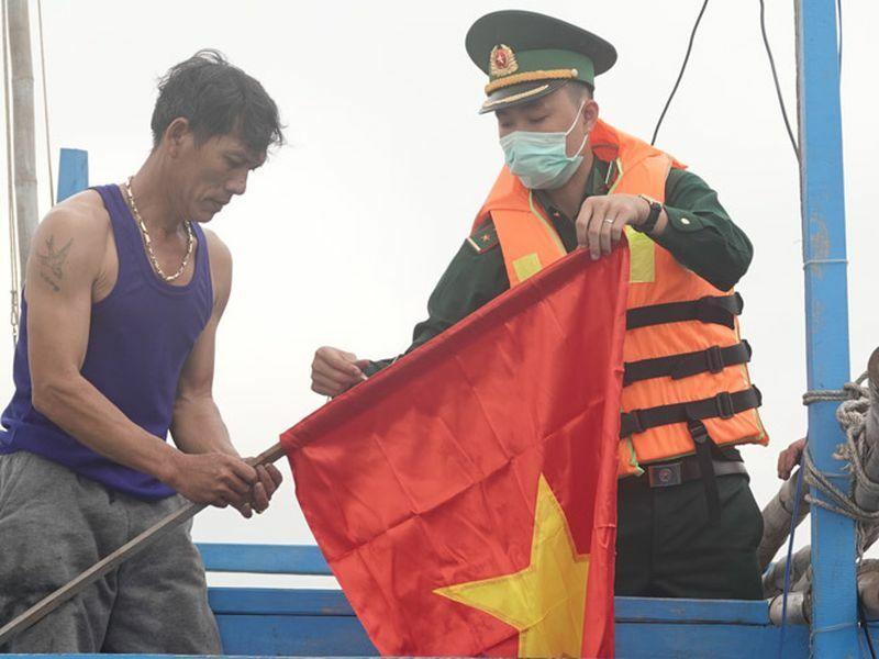 Thanh niên Bình Định tổ chức nhiều hoạt động tại Chương trình Tháng Ba biên giới