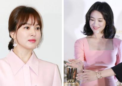 """Song Hye Kyo và Goo Hye Sun đều chuyển sang """"hệ makeup đậm"""" sau đổ vỡ hôn nhân"""