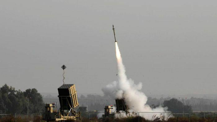Israel thử nghiệm thành công hệ thống Vòm Sắt nâng cấp
