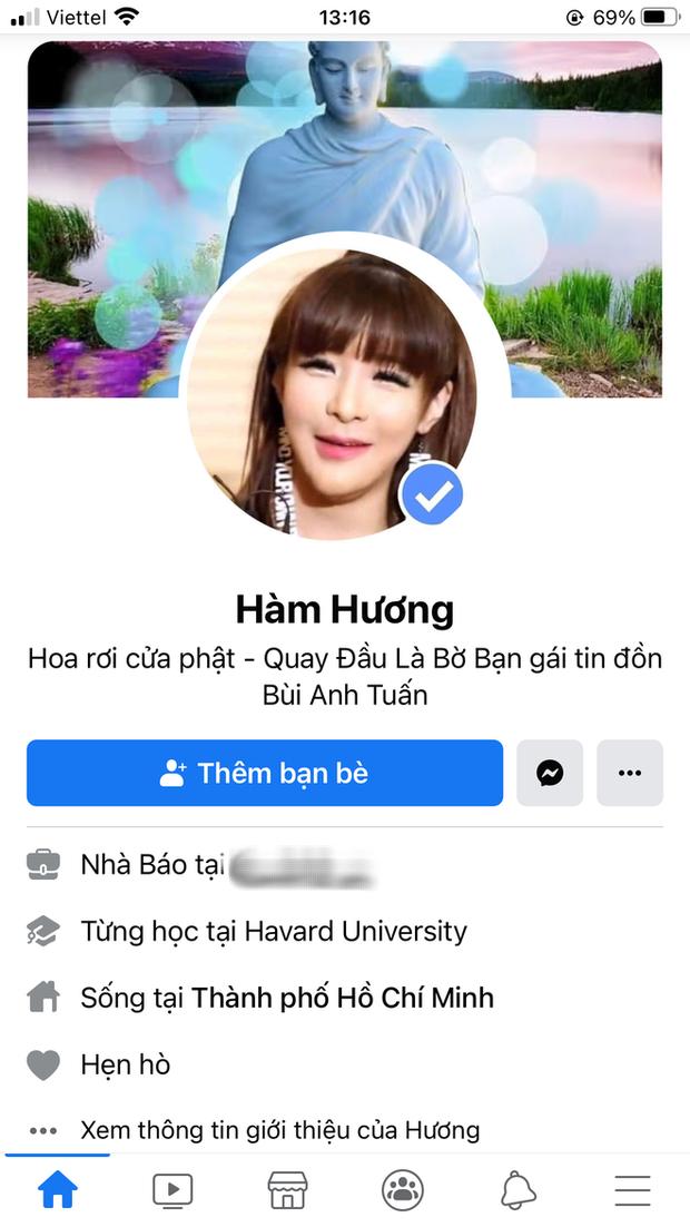 Xuất hiện hàng loạt group anti Hàm Hương – Thánh comment dạo nổi nhất mạng xã hội những ngày vừa qua