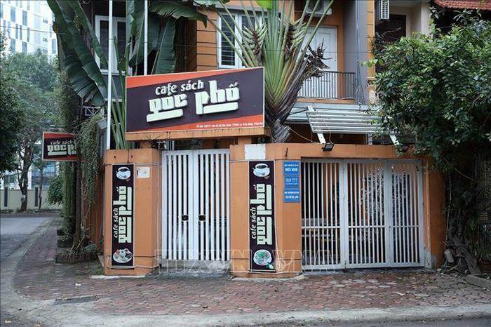 Hà Nội: Thực hiện đóng cửa quán ăn đường phố, trà đá, cà phê từ ngày 16/2